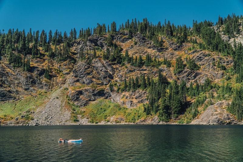 Rachel Lake