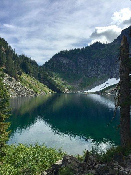 Lake Seren at 2:00 PM 9/10/17.