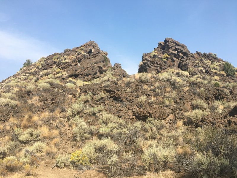 Badland Rock