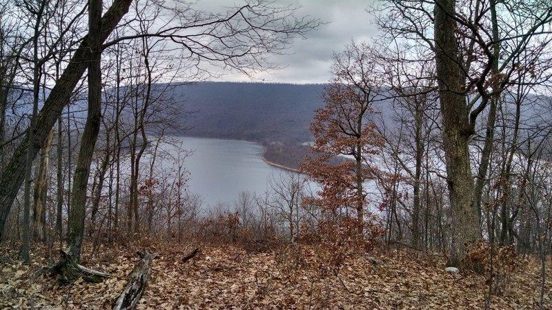 Allegheny Trail.