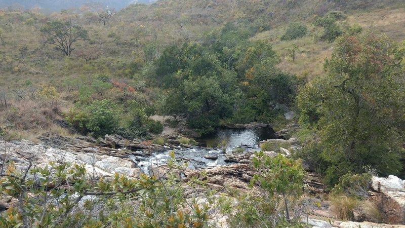 Capáo dos Palmitos Waterfall