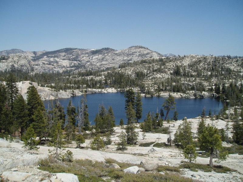 Flora Lake.