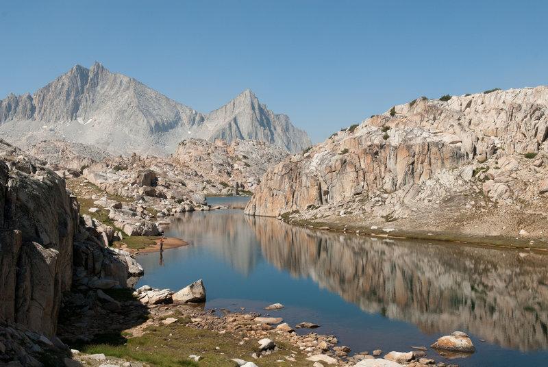 Bear Lake Basin.