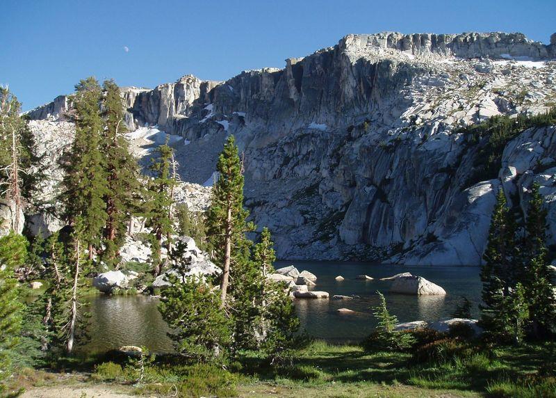Ridge Lake.