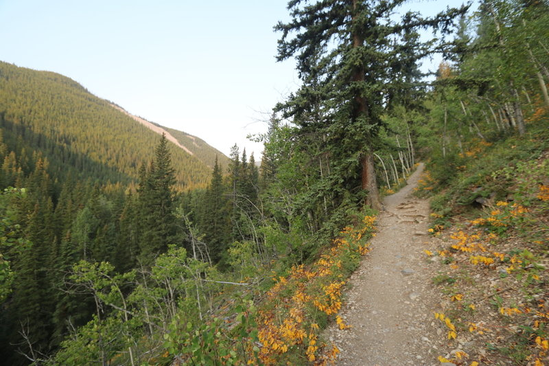 Venting Ridge Trail.