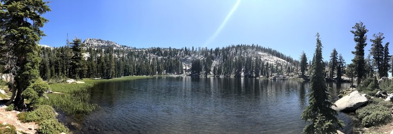 Grouse Lake Panorama