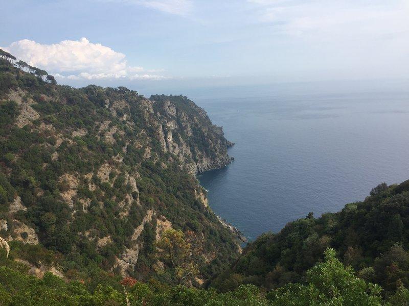 Ah... the sea views!
