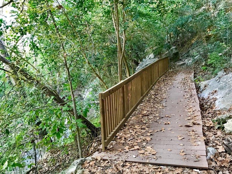 Smith Greenbelt to Hamilton Green Belt Connector Trail