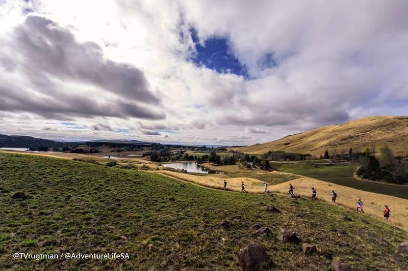 Running through the grasslands of Mbona