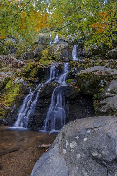 Dark Hollow Falls (Autumn)