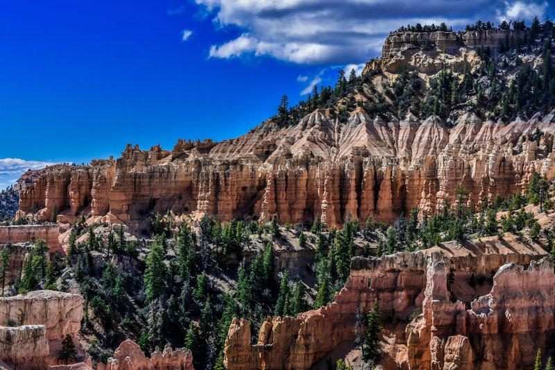 Bryce Canyon beautiful day in the neighborhood