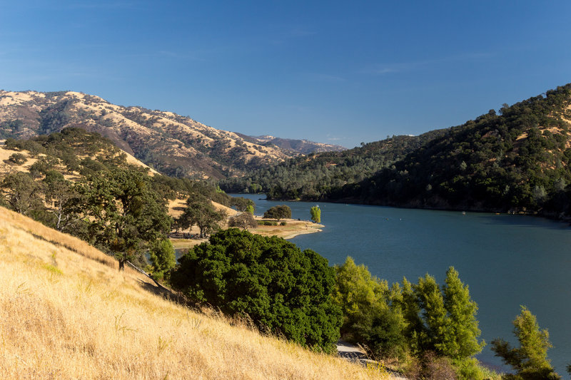 Lake Del Valle and Hetch Hetchy Group Camp
