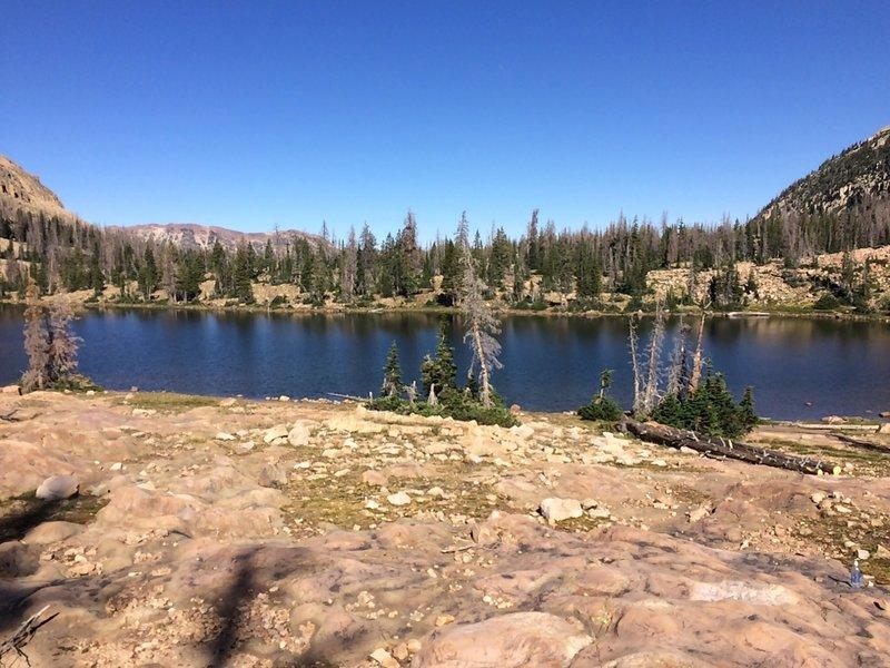 Clyde Lake.