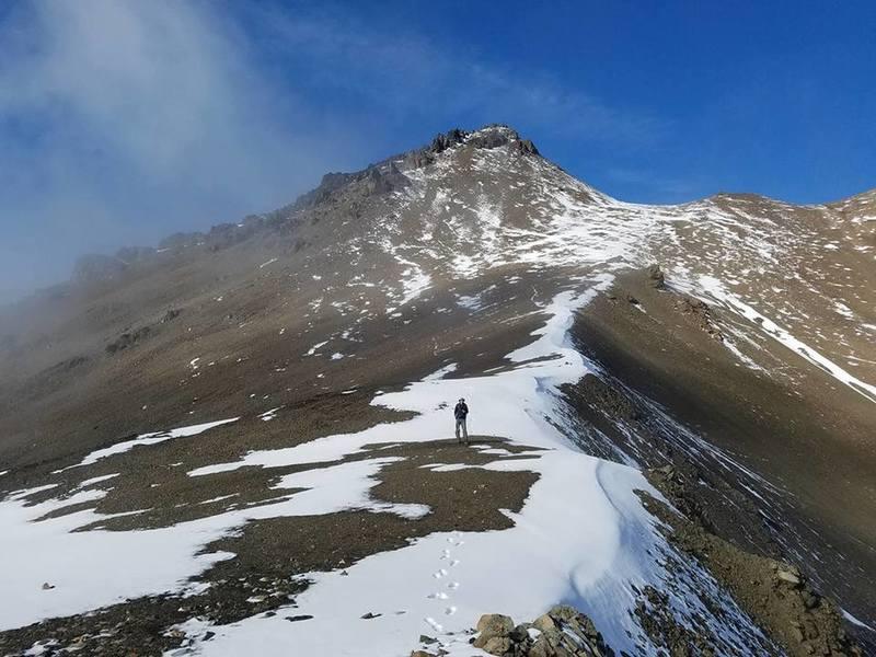 Mt. Raina's Peak