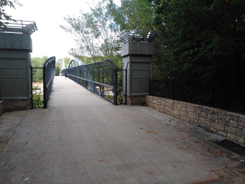 Bridge over I-440
