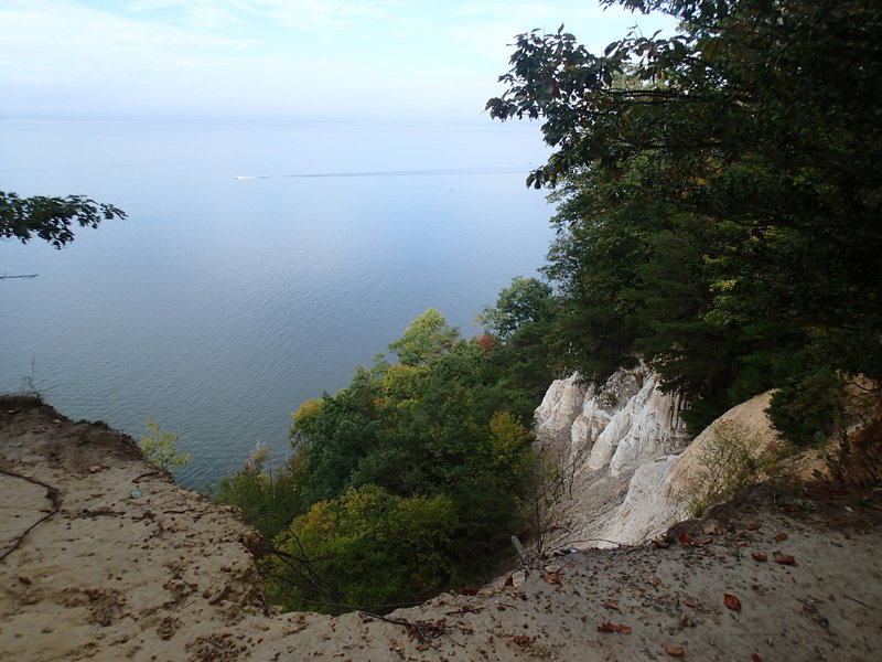 Second viewpoint when traveling north to south.