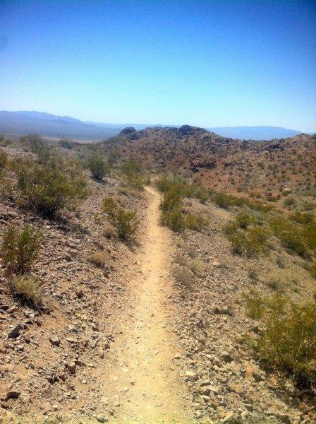 POW Trail.