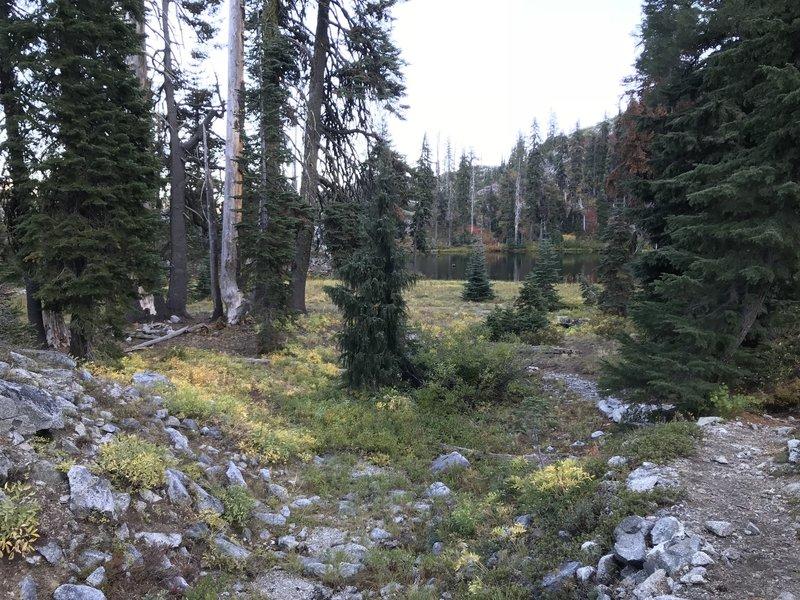 Monument Lake Trail
