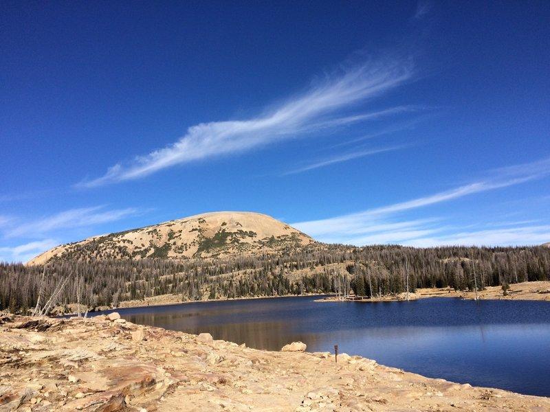 Long Lake.
