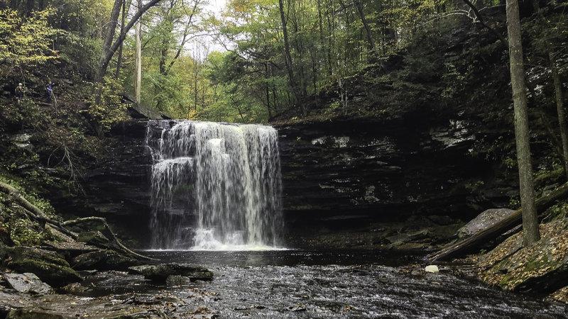 Harrison Wright Falls (27 ft.)