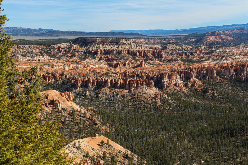Bryce Point panoramic view
