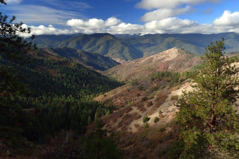 Mule Creek Canyon.