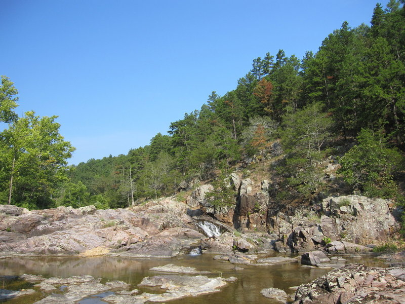 Rocky Creek.