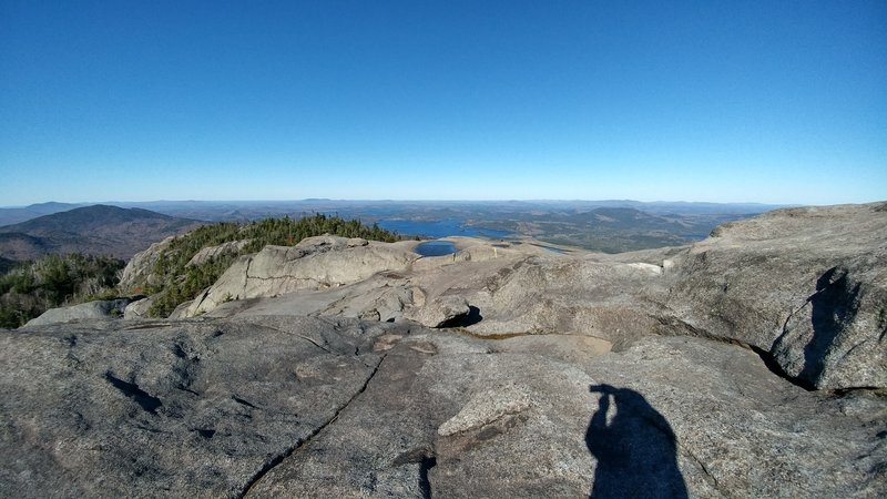 One of the amazing summit views.