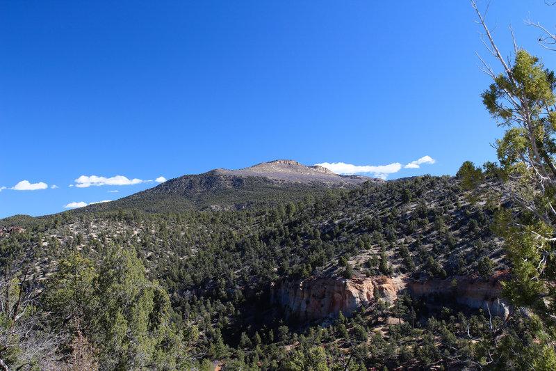 Clear Creek Mountain