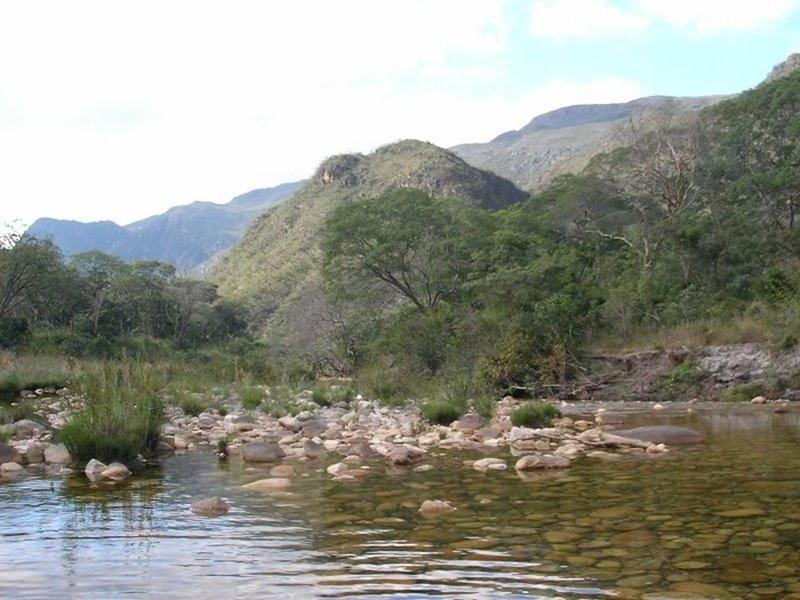 Ribeirao dos Mascates known as Bandeirinahs River
