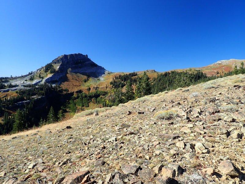 Black Marble Mountain