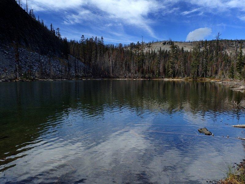 Snow Lakes