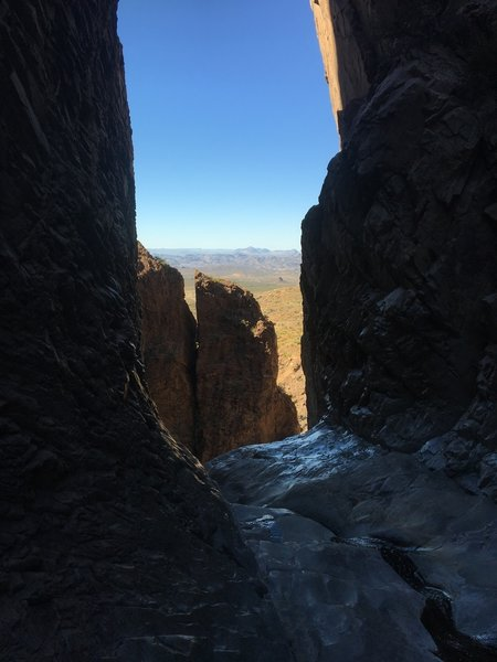 The end of the window trail.