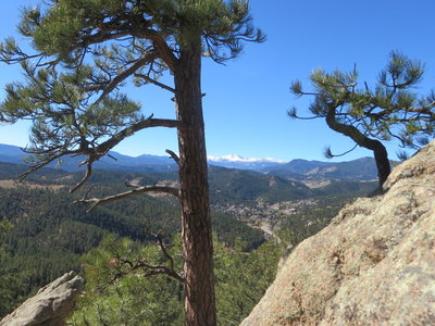 Lair o' the Bear Out and Back Hiking Trail, Genesee, Colorado