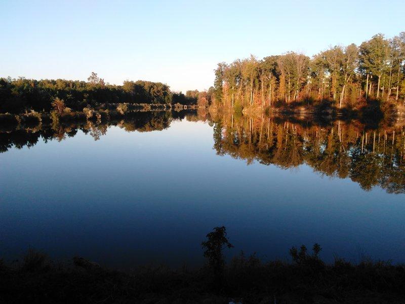 View of Lake Betz