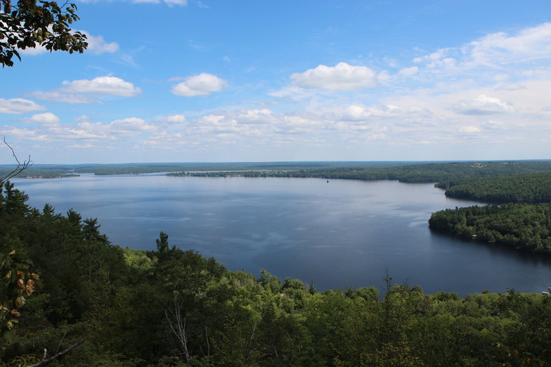 View of Calabogie Lake