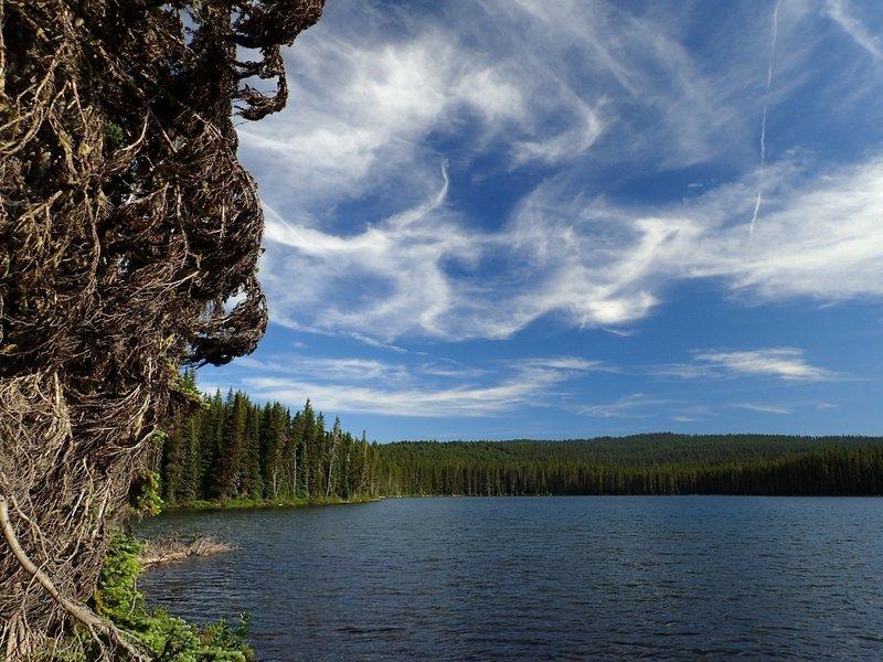 Squaw Lake (near Fourmile Lake)