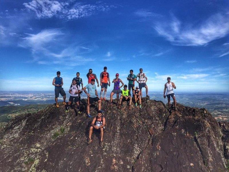 Summit of Sabara