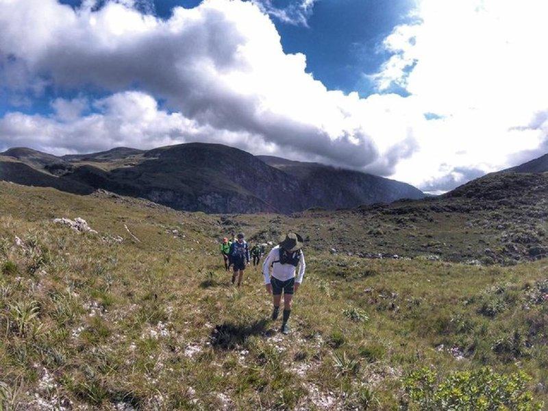 The altitude fields of Serra do Cipo.