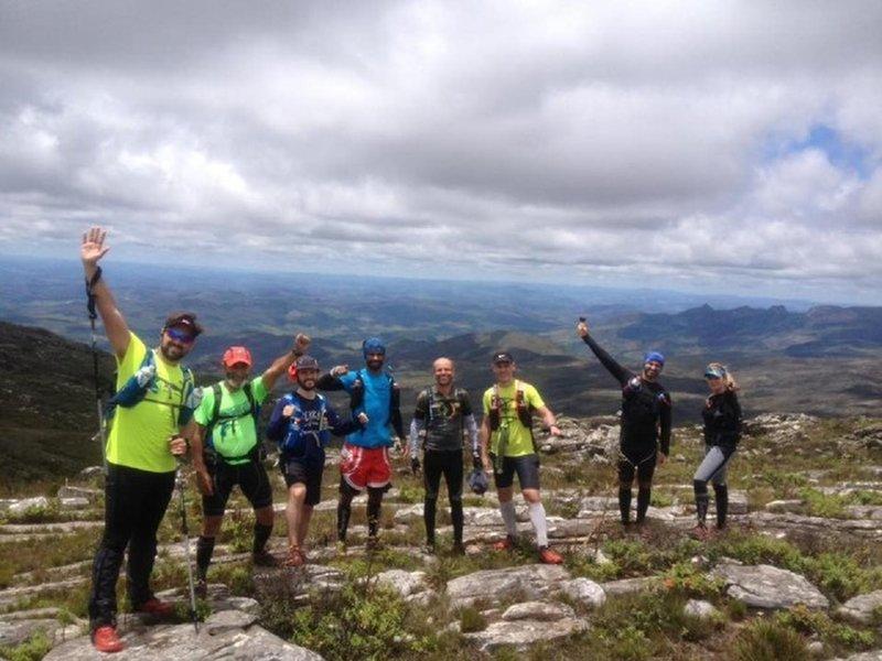 Serra do Cipo summits, just close to Serra dos Alves.