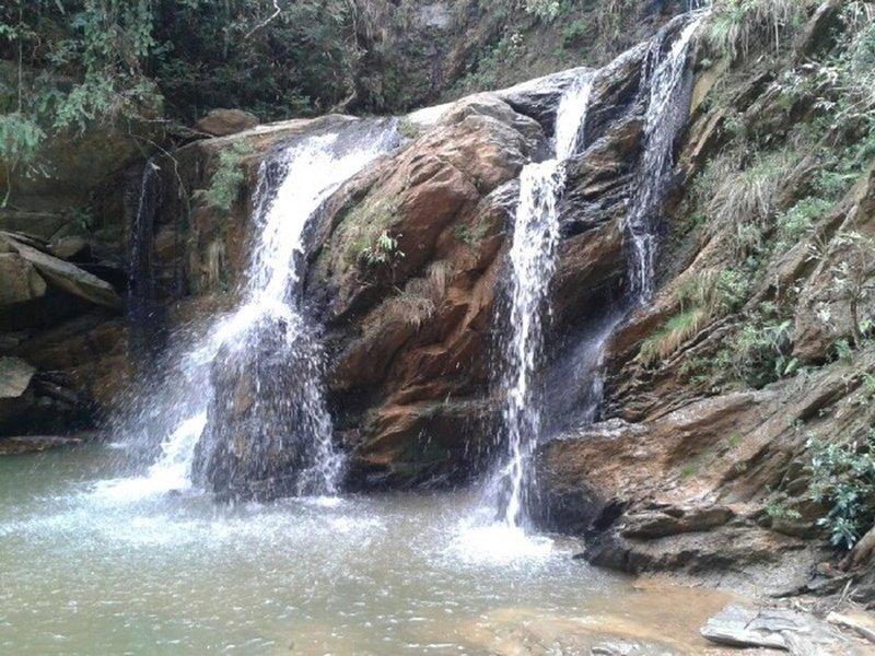 27 Voltas waterfall.