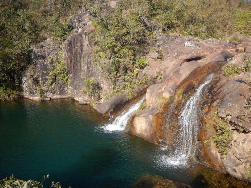 Codorna waterfall.