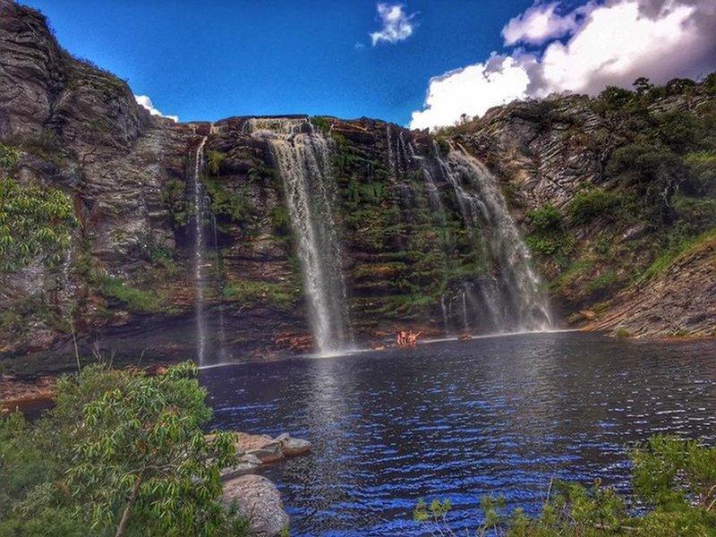 Bicame waterfall.