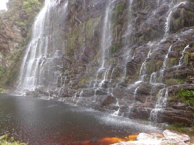 Lajeado waterfall.