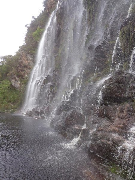 Lajeado waterfall