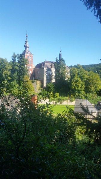 Castle of Vierves.