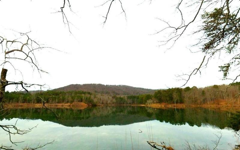 View of Lake Russell