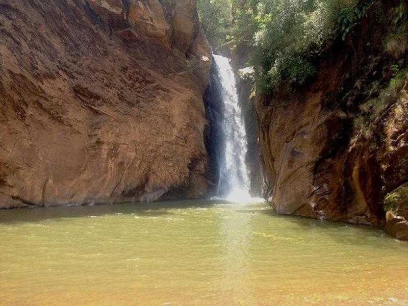 Santo Antonio waterfall