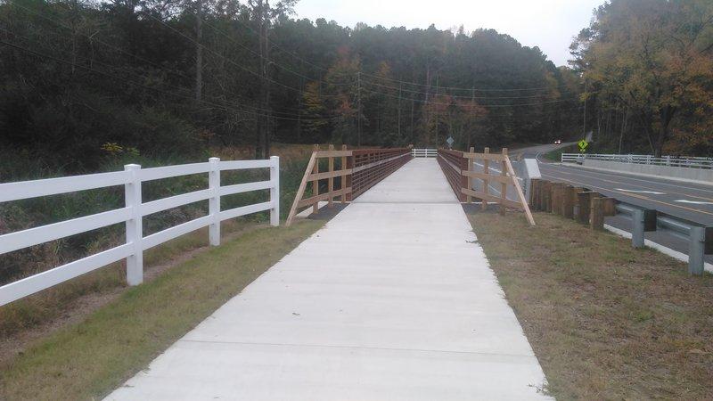 New Bridge at Trailwood Drive