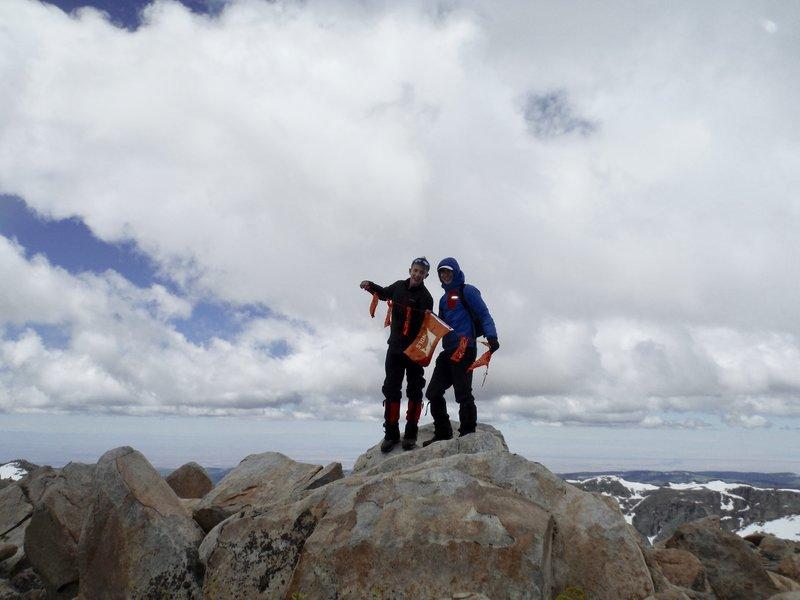Bighorn Peak, WY